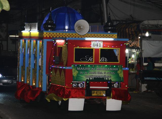 Lampu Hias Mobil