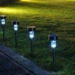 Lampu Hias Taman Tenaga Solar Ramah Lingkungan