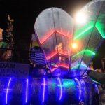 Parade Lampu Hias Mobil