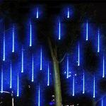 Uniknya Lampu Meteor Hujan