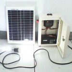 Lampu Sehen 20 watt dengan 3 Lampu Solusi Penerangan Daerah Terpencil