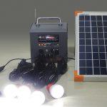 SHS rooftop untuk Melayani kebutuhan listrik hemat